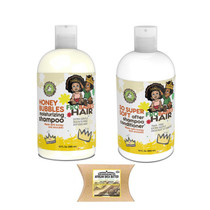 Fro Babies Hair  Moisturizing Shampoo and Conditioner with African Shea Butter