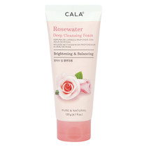 CALA Rosewater Deep Cleansing Foam 120 g/ 4.1 fl.oz.