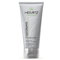 Hempz Couture Professional Texturizing Styling Glue, Firm Hold,  3 oz/85 g