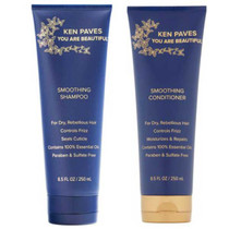 Ken Paves You Are Beautiful Smoothing Shampoo and Conditioner Duo Set