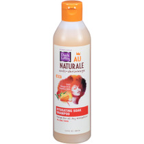 SoftSheen-Carson Dark and Lovely Au Naturale Anti-Shrinkage Hydrating Soak Shampoo, 13.5 fl. oz/400 ml