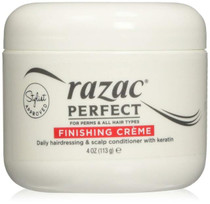 Razac Perfect For Perms Finish Creme 4 oz/113 g