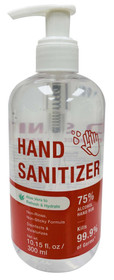 Hand Sanitizer 75% Alcohol with Aloe Vera 10.15 fl.oz