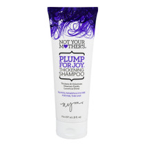 Not Your Mother's Plump for Joy Thickening Shampoo, 8.0 fl oz
