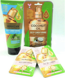 Absolute Poppy & Ivy Jamaican Black Castor Oil & Coconut Deep Conditioning Hair
