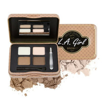 L.A. Girl Inspiring Brow KIT, Light and Bright (GES341)