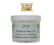 Joie Natural Botanical Hair Gel 4 oz (with Shea Butter Packet)