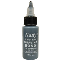 Natty Super Hair Weaving Bond 1 oz