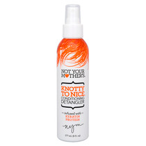 Not Your Mother's Knotty To Nice Conditioning Detangler 6 oz