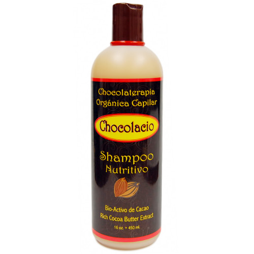 Chocolacio Rich Cocoa Butter Extract Shampoo 16 oz