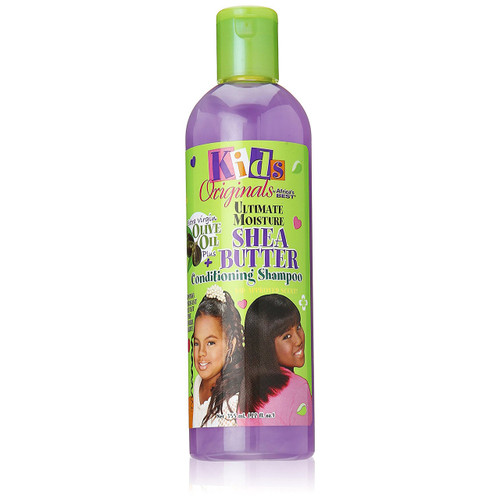 Africa's Best Kids Originals Shea Butter Conditioning Shampoo 12 oz