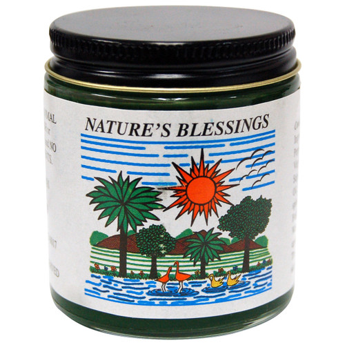 Nature's Blessings Hair Pomade 4 oz