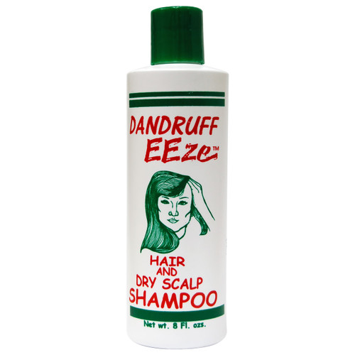 Dandruff EEze Hair and Dry Scalp Shampoo 8 oz