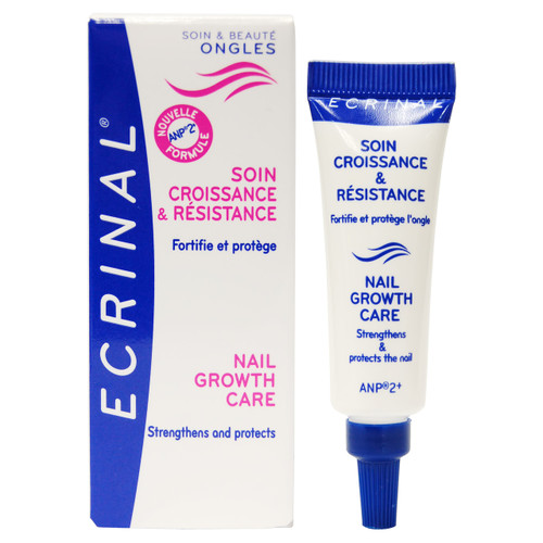 Ecrinal Nail Growth Care Strengthens & Protects the Nail ANP 2+, 0.34 oz