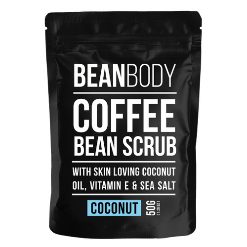 Bean Body Coconut Coffee Scrub, 7.44 oz