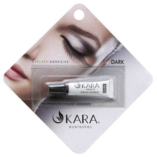 Kara Eyelash Adhesive Glue - SMALL, 1g / 0.037 - Dark