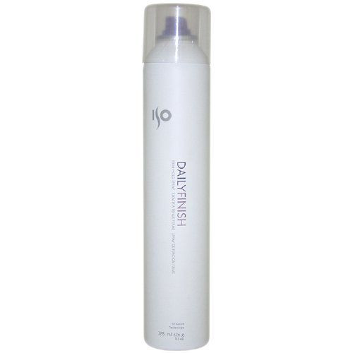ISO Daily Finish Firm Hold Spray, 11.50 Ounce