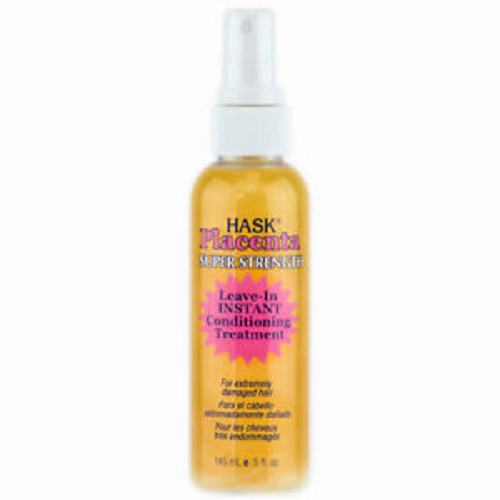 Hask Placenta Super Leave-In Conditioning Treatment 5 oz