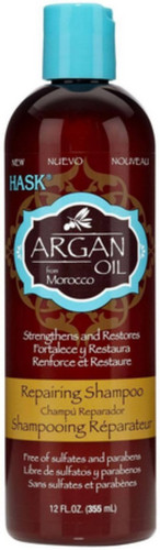 Hask® Argan Oil from Morocco 12 fl. oz. Repairing Shampoo