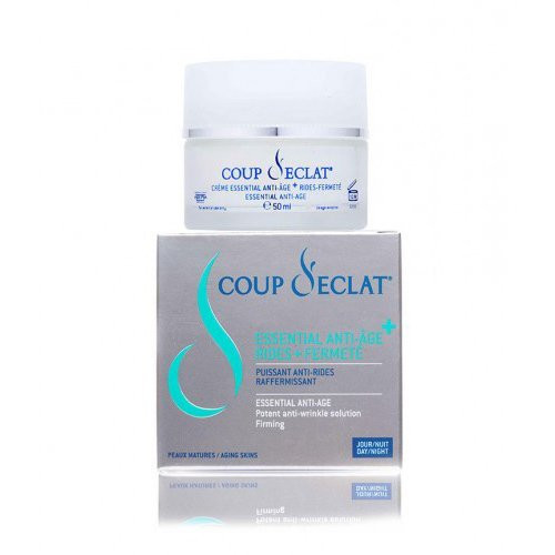 Coup D'Eclat Essential Anti Age Facial Cream, 1.66 Ounce