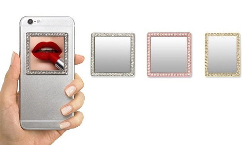 Idecoz Phone Mirror (Choose Within 3 Different Colors)