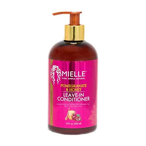 Mielle Pomegranate & Honey Leave In Conditioner 12 oz