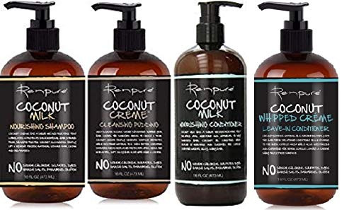 Renpure Coconut Milk and Creme Cleansing/Conditioner (COMBO)