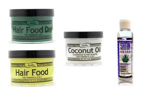 Nutrine Hair Products Combo (COMBO)