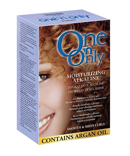 One 'N Only Moisturizing Alkaline Contains Argan Oil