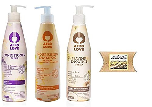Afro Love Combo Set You Can Choose (SH&COND&LV-IN)