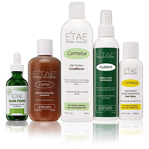 ETAE Hair Product Combo With Conditioner,Treatment,Hairgloss,Hairfood,Nutrient