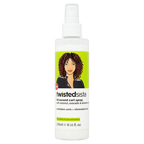 Twisted Sista 30 Sec Curl Spray 8oz