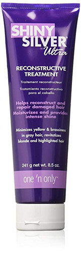 One 'n Only Shiny Silver Reconstructive Treatment 8.5oz