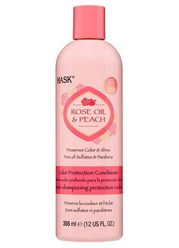 Hask Rose Oil & Peach Conditioner