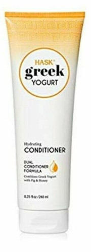 HASK Greek Yogurt Hydrating Conditioner with Fig & Honey, 8.25 oz/ 240 ml