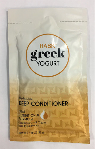 Hask Greek Yogurt Hydrating  Deep Conditioner  with Fig & Honey set of 12