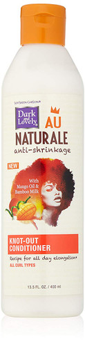 SoftSheen-Carson Dark & Lovely Au Naturale Anti-Shrinkage Knot Out Conditioner 13.5 fl. oz/ 400 ml