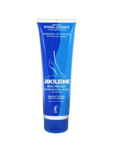 Akileine Hydra-Defense Balm for Feet - 4oz/125ml