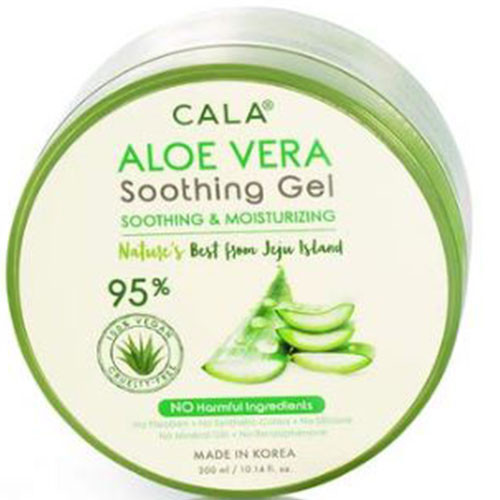 Cala Aloe Vera Soothing and Moisturizing Gel 10.14 Fl oz