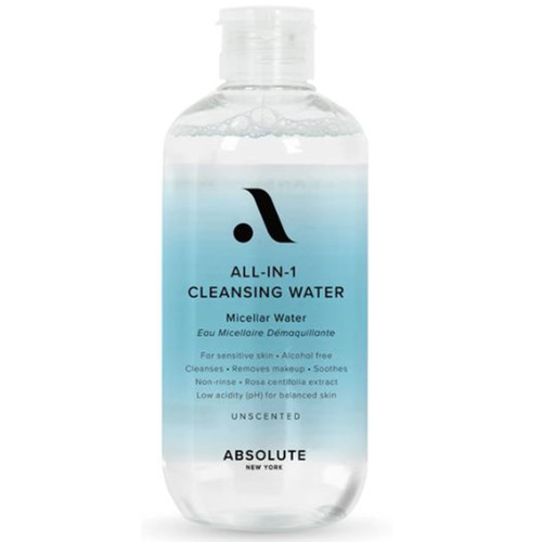 Absolute All In 1 Cleansing Water Unscented 10.1 Fl oz