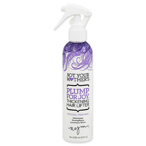 Not Your Mother's Plump for Joy, Thickening Hair Lifter for Fine, Thin Hair, 8 fl oz