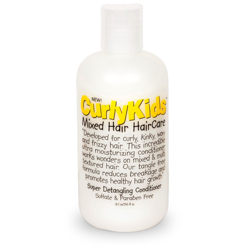 CurlyKids Super Detangling Conditioner 8 oz