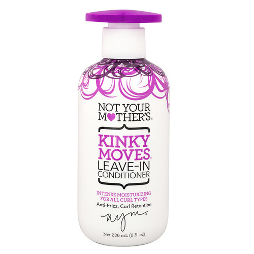 Not Your Mother's Kinky Moves Leave-In Conditioner 8 oz
