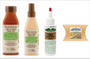 Creme of Nature Reconstructing Set with Wild Growth Hair Oil (Leave-In &Shampoo)