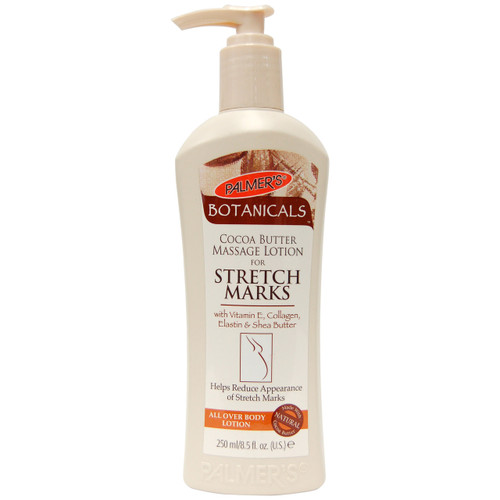 Palmer S Botanicals Cocoa Butter Massage Lotion For Stretch Marks