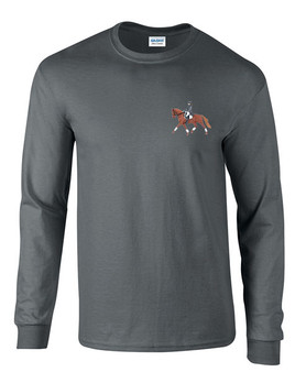 Dressage Long Sleeve T-Shirt