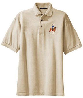 Dressage Polo Shirt
