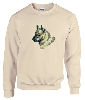 Dogs Norwegian Elkhound Page 1 Superior Stitch Embroidery