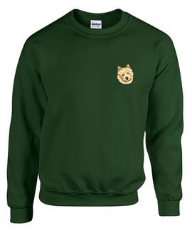 Norwich Terrier Crewneck Sweatshirt