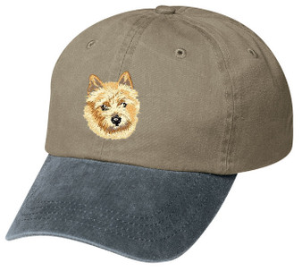 Norwich Terrier Cap